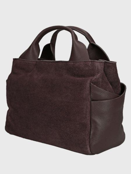 С ремешком красная кожаная сумка через плечо Clarks