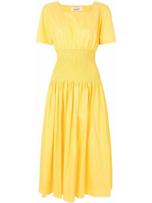 Платье мини миди из поплина Bambah