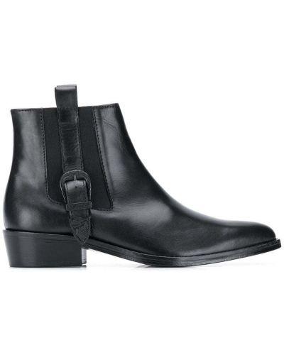 Ботильоны кожаный для обуви Toga Virilis