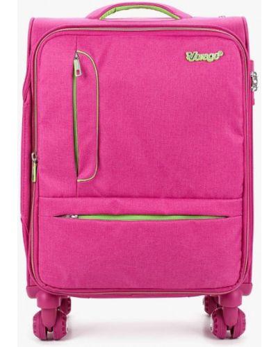 Розовая дорожная сумка Verage