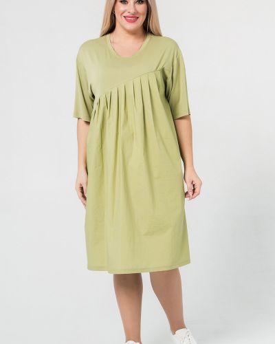 Платье с карманами Luxury