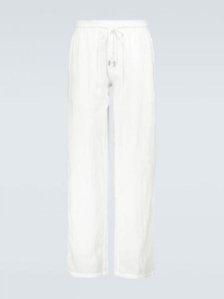 Классические брюки - белые Vilebrequin
