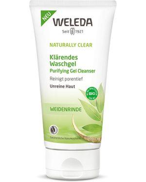 Гель для умывания лица Weleda