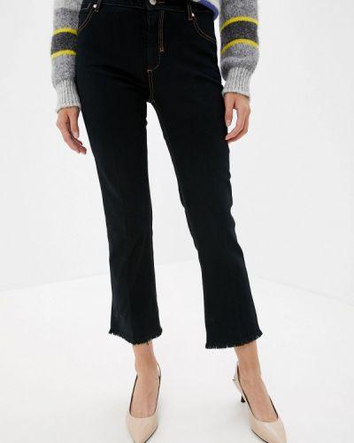 Прямые джинсы спортивные черные Sportmax Code