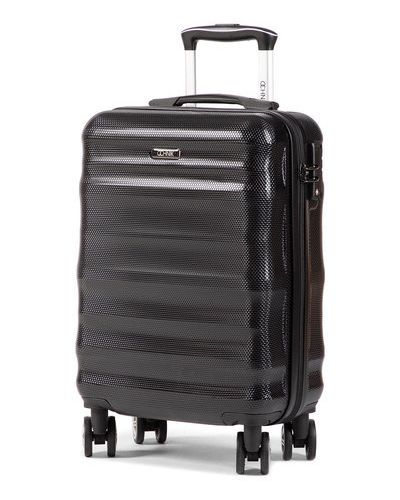 Czarna walizka Ochnik