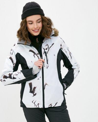 Белая куртка горнолыжная Roxy