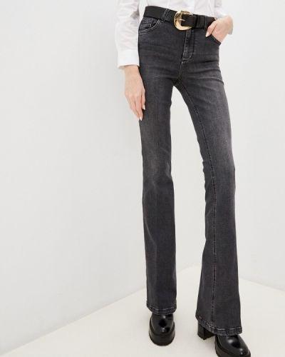 Серые джинсы осенние Liu Jo
