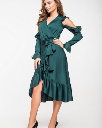 Вечернее платье - зеленое Itelle