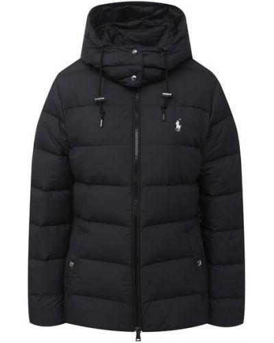 Нейлоновая куртка с перьями с подкладкой Polo Ralph Lauren