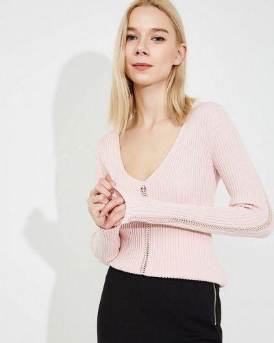 Розовый пуловер French Connection