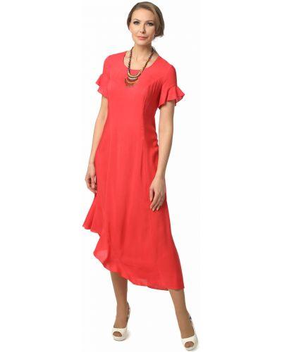 Свободное с рукавами платье свободного кроя Dizzyway