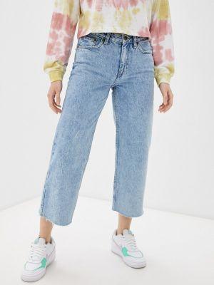 Голубые прямые джинсы Lee Cooper