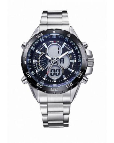 Часы серебряного цвета Weide