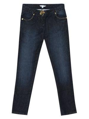 Прямые джинсы mom стрейч Little Marc Jacobs