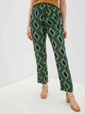 Зеленые брюки Code