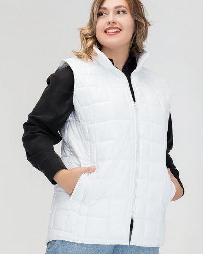 Жилет утепленный - белая авантюра Plus Size Fashion