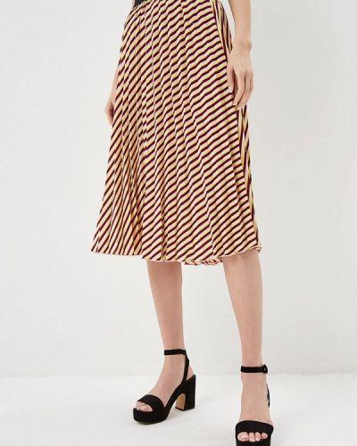 Плиссированная юбка весенняя B.young