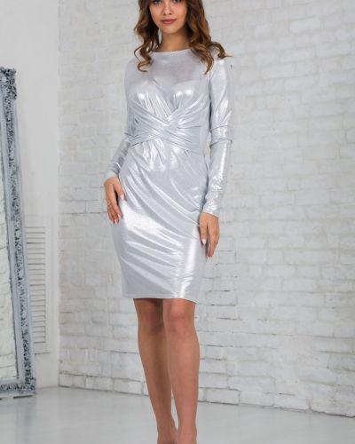 Трикотажное платье азалия