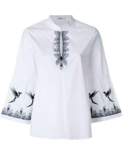Белая блузка Vilshenko