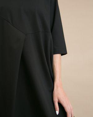 Платье миди на резинке платье-сарафан Emka