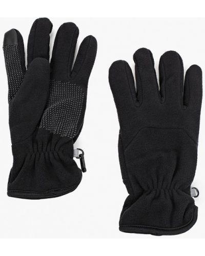 Текстильные черные перчатки Marks & Spencer