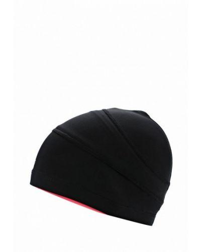 Черная шапка весенняя Joss
