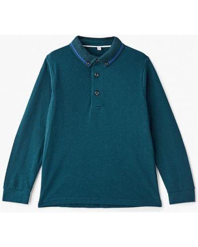 Поло зеленый Marks & Spencer