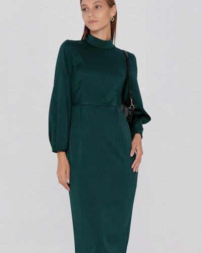 Платье футляр - зеленое Cardo