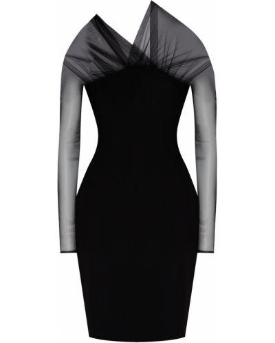 Платье миди облегающее коктейльное Karl Lagerfeld