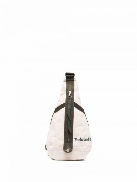 Plecak bawełniany - beżowy Timberland