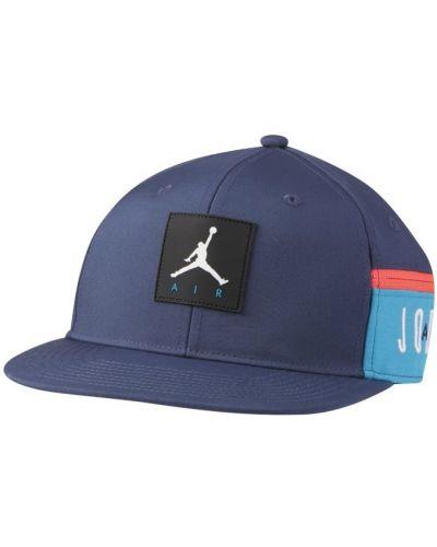 Klasyczna niebieska czapka Nike