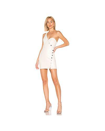 Платье мини облегающее на пуговицах By The Way.