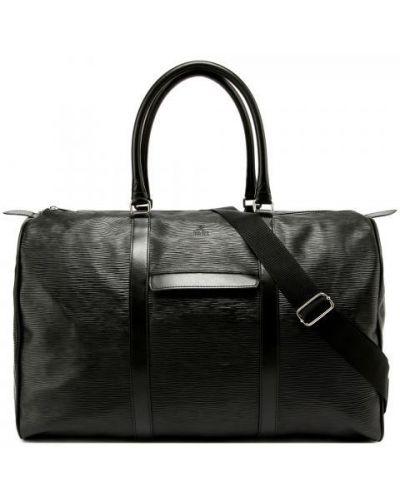 Дорожная сумка черная Fabi