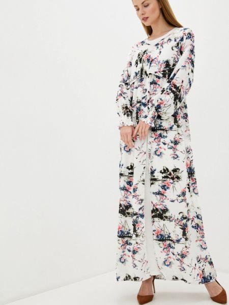 Белое платье Sahera Rahmani