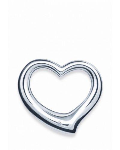 Кулон из серебра серебряного цвета Cava.cool