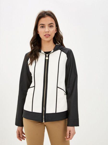 Кожаная куртка - белая Pennyblack