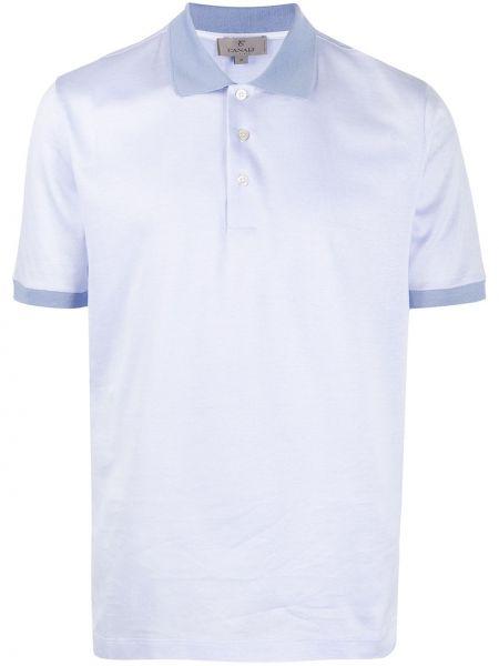 Koszula krótkie z krótkim rękawem klasyczna prosto Canali