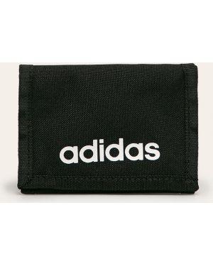 Кошелек текстильный на молнии Adidas