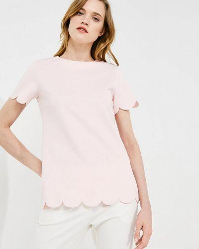 Розовая блузка Ted Baker London