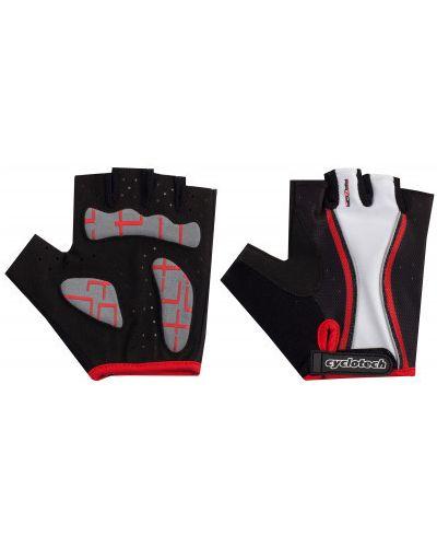 Кожаные перчатки текстильные Cyclotech