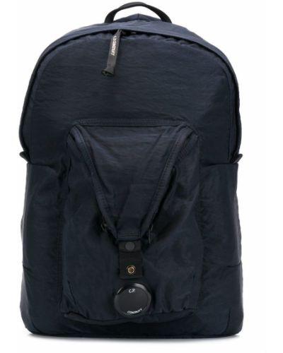 Рюкзак темно-синий синий Cp Company Kids
