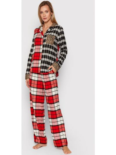 Piżama - czerwona Dkny