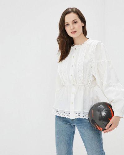 Белая блузка Sister Jane