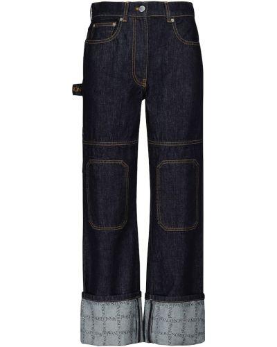 Синие джинсы классические Jw Anderson