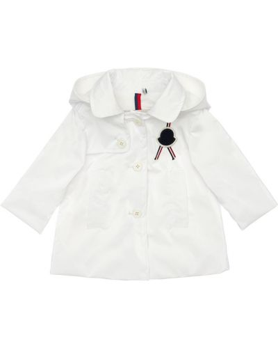 Płaszcz, biały Moncler