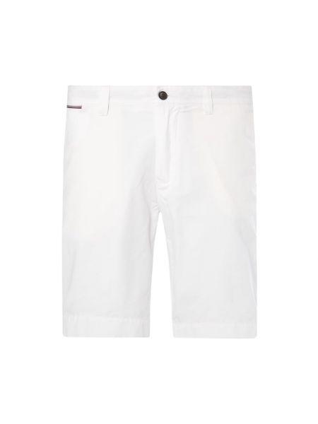 Bermudy - białe Tommy Hilfiger Big & Tall