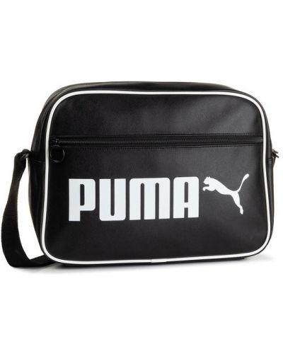 Czarna torebka Puma