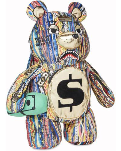 Рюкзак с медведем Sprayground