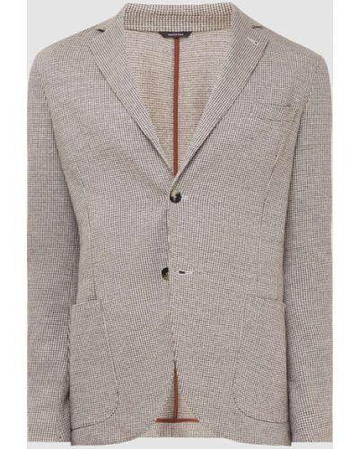 Бежевый пиджак Loro Piana