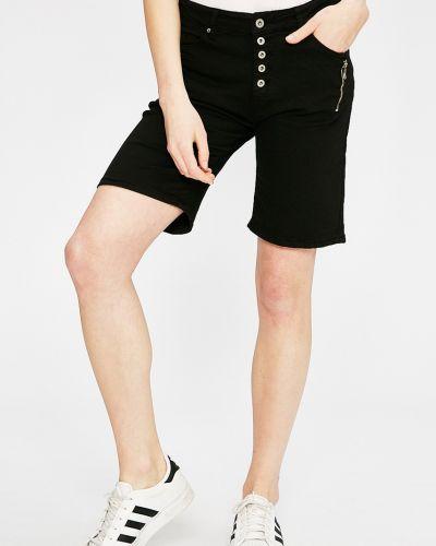 Черные шорты Answear